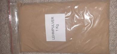 Lehmpulver 1kg